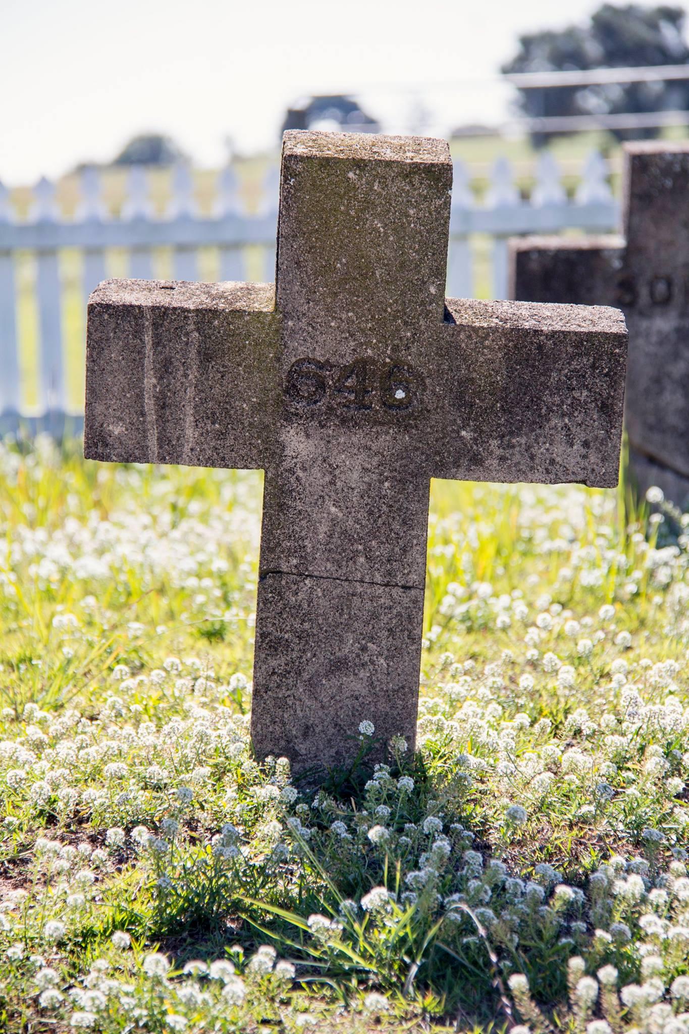 Amanda Prisoner headstone