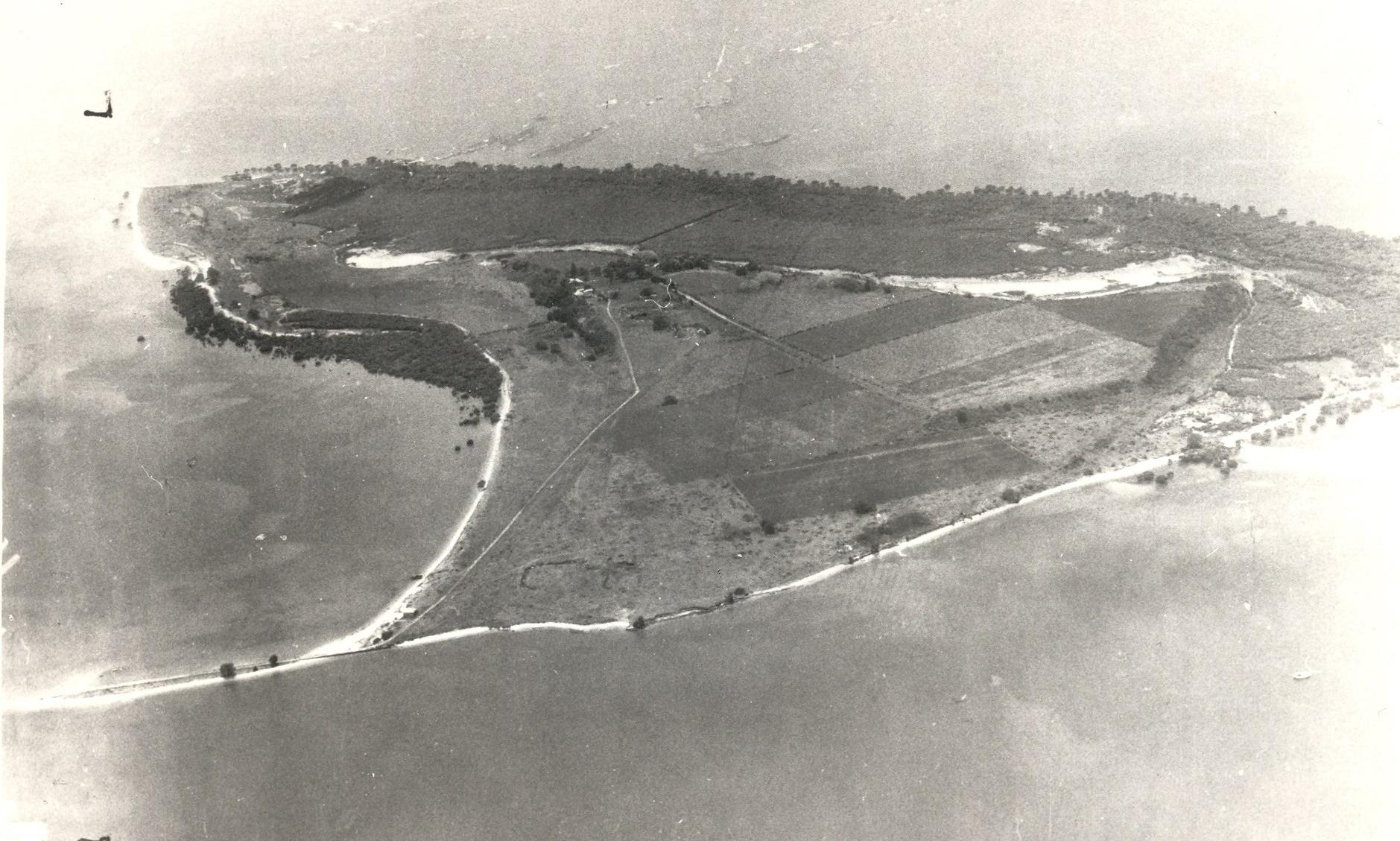 QNC 25 1962 Aerial