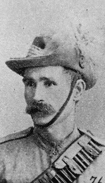 Benjamin Rudhall uniform
