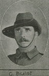 G_ Buist one of the soldiers photographed in The Queenslander Pictorial supplement to The Queenslander 1915_